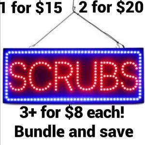 Tops - SCRUB SET‼️🩺 or buy separate!